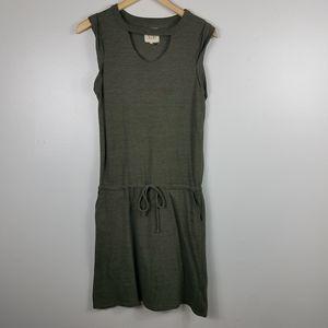 Chaser Green Sleeveless Dress/Romper Size Med